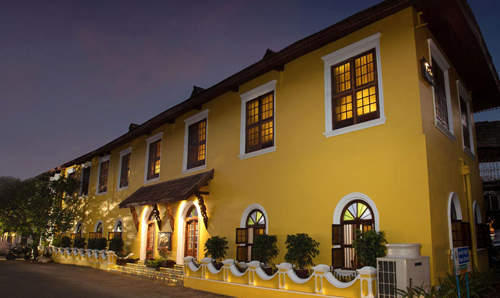 Forte Kochi - a luxury heritage hotel from the creators of Kumarakom Lake Resort.