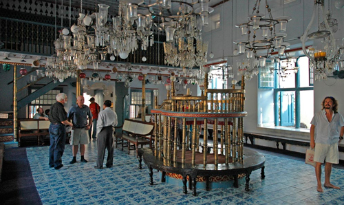 Paradesi Synagogue, Fort Kochi
