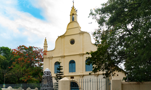 Saint Francis Church, Fort Kochi