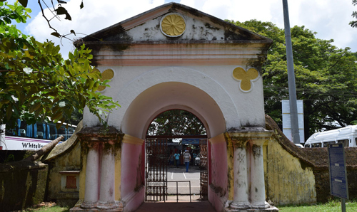 The Dutch Palace, Fort Kochi