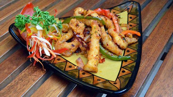 Jetty Restaurant & Dining at Forte Kochi Hotel  Authentic Kerala