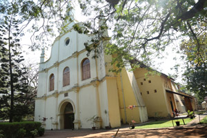 Church of kochi- St Francis church
