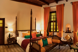 Heritage rooms of Hotel Forte Kochi