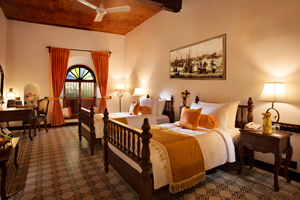 Luxurious Sovereign Rooms of Hotel Forte Kochi