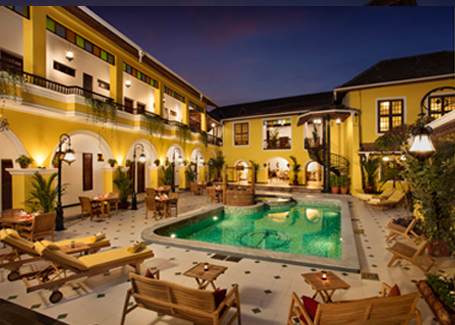 Forte Kochi - Heritage & Luxury Boutique Hotel in Fort Kochi, Cochin